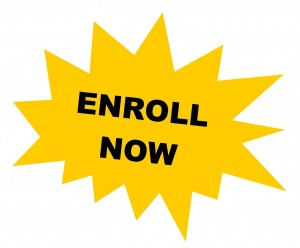 Enroll Now bigger